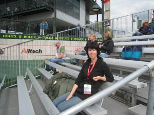 Volunteering at FEI Games in Lexington