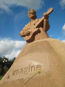 Use power of imagination