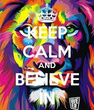 Keep calm and procedure on