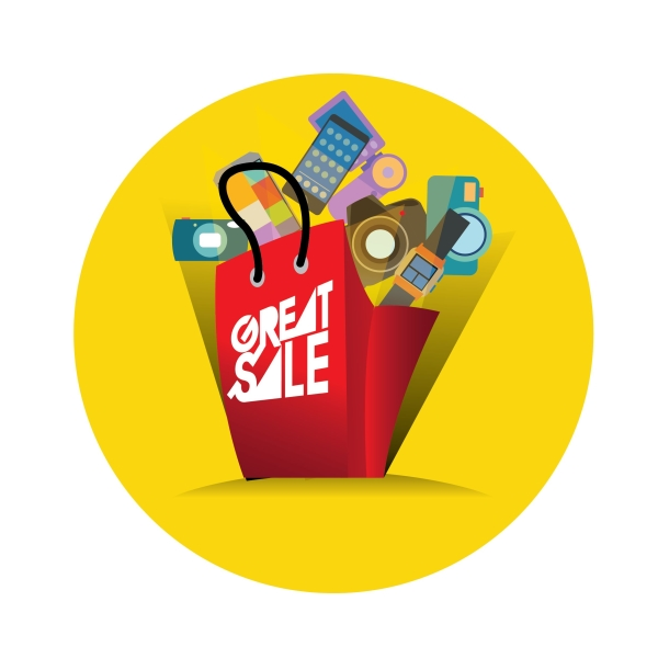 Sale of products on YouTube