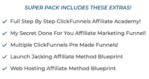 Addition to Savage Affiliate courses