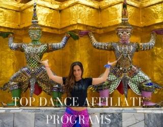 Top Dance Affiliate Programs