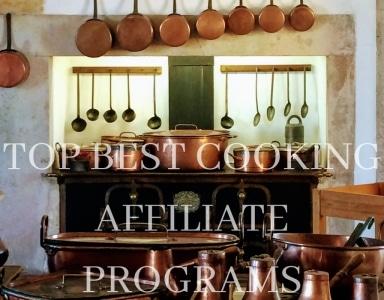 Top Best Cooking Affiliate Programs