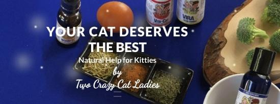 Two crazy cat ladies affiliate program