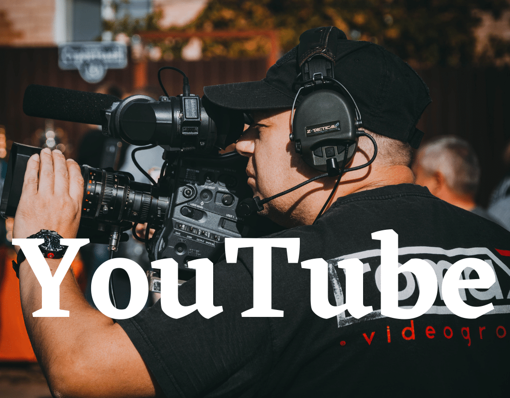 Creating videos for YouTube